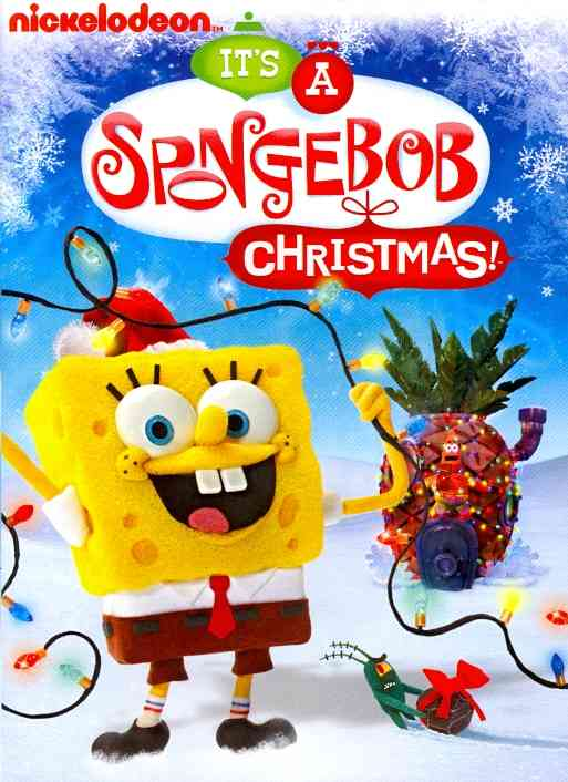 SPONGEBOB SQUAREPANTS:IT'S A SPONGEBO BY SPONGEBOB SQUAREPANT (DVD)