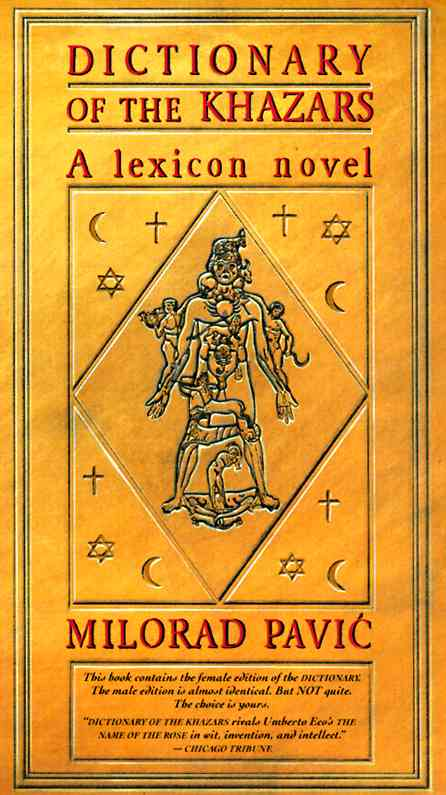 Dictionary of the Khazars By Pavic, Milorad/ Pribicevic-Zoric, Christina (TRN)